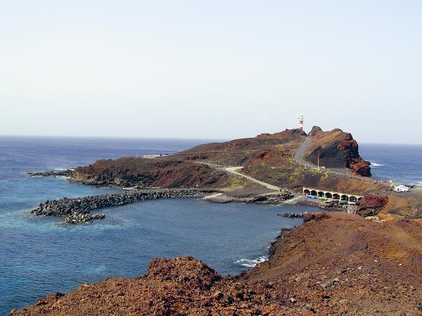 Die Landzunge ist der nordwestlichste Teil der Insel