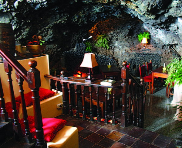 Cave restaurant los abrigos tenerife