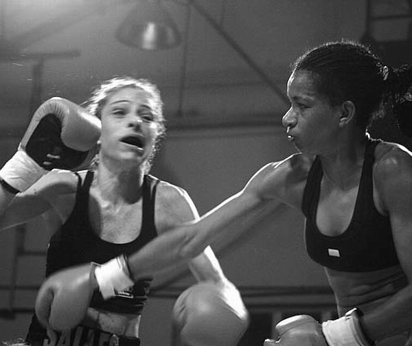 Women's boxing will be an Olympic sport in 2012