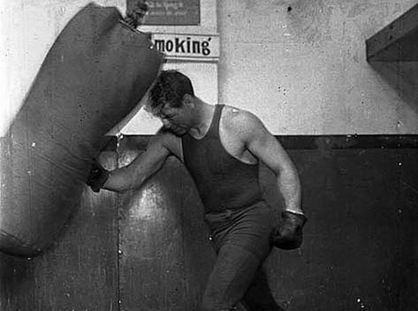 Even the great Jack Dempsey refused to fight Greb
