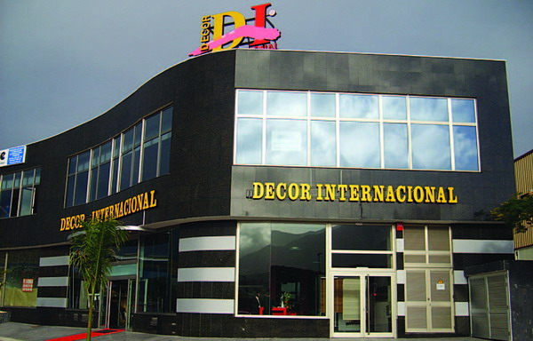 Decor international ad promotion tenerife for Decor international adeje tenerife