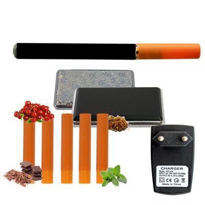 Die elektrische Zigarette als Designmodell vom LiquidShop