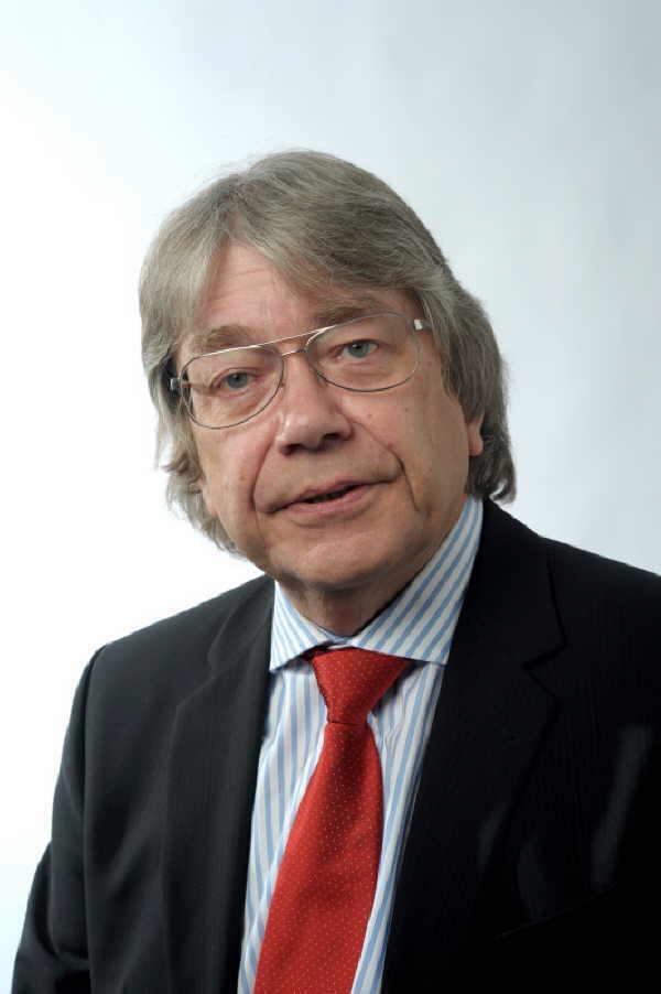 Botschafter Reinhard Silberberg