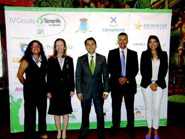 Das Golfturnier Teneriffa – La Gomera wird unter anderem vom Tourismusamt gefördert