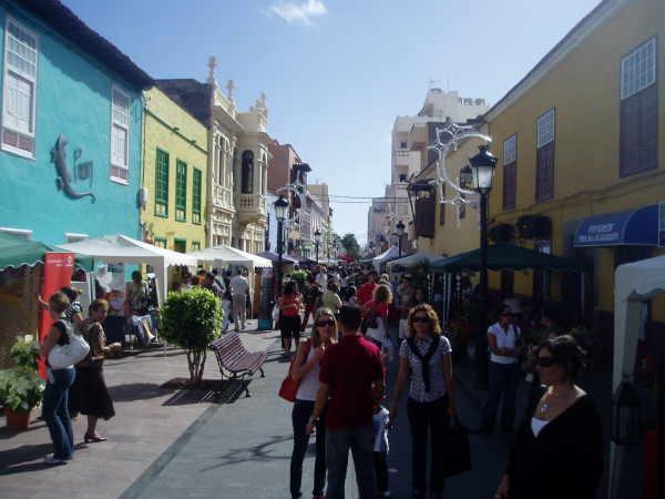 Die sympathische Hauptstadt La Gomeras