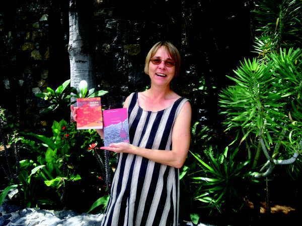 Verena Zech präsentiert ihre Neuerscheinungen vom Sommer 2010.