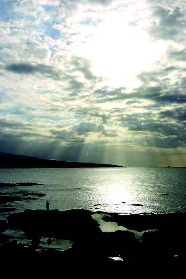 "Punta del Hidalgo: ""Ein Ort, um innere Ruhe zu finden."