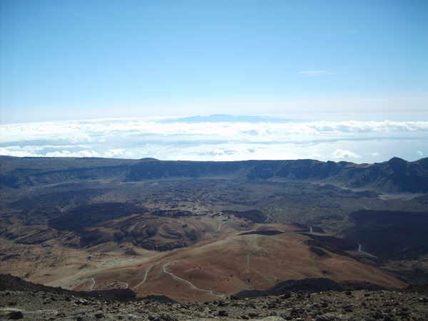 Der Teide ist der ideale Ausgangspunkt für Forschungen von internationalem Renommee.