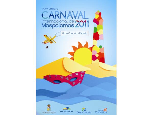 Karnevalsposter 2011