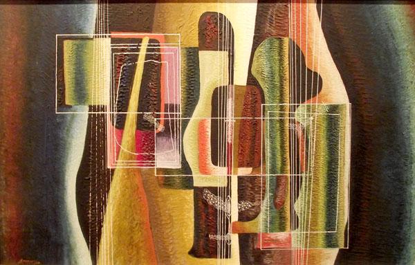 Felo Monzon: farbenfroh abstrakt