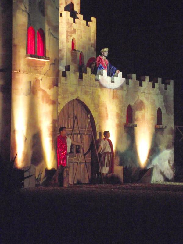 Die Burg des Herodes