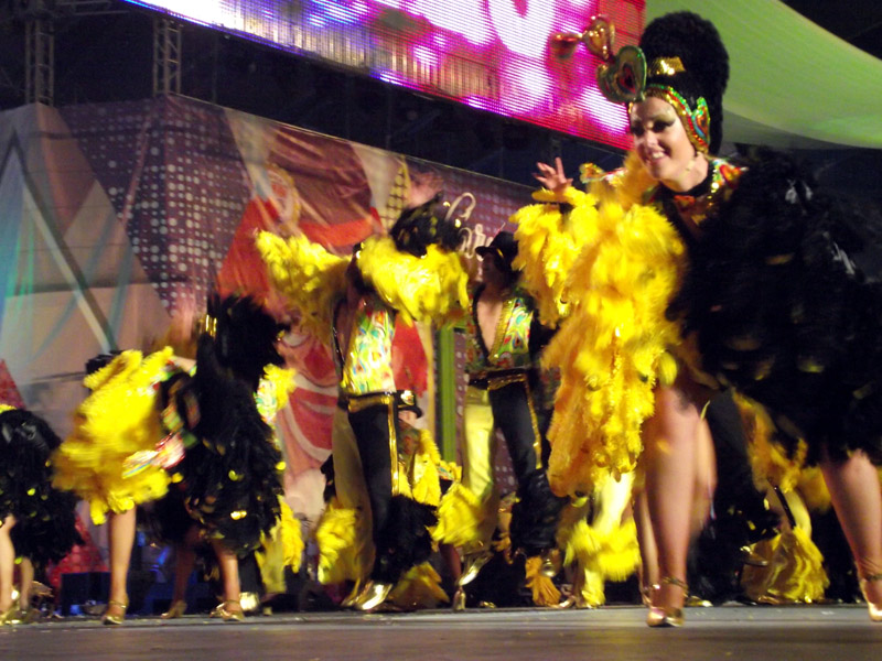 Blickfang des Carnavals