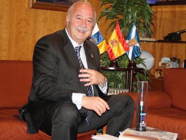 Ricardo Melchior Navarro im Interview