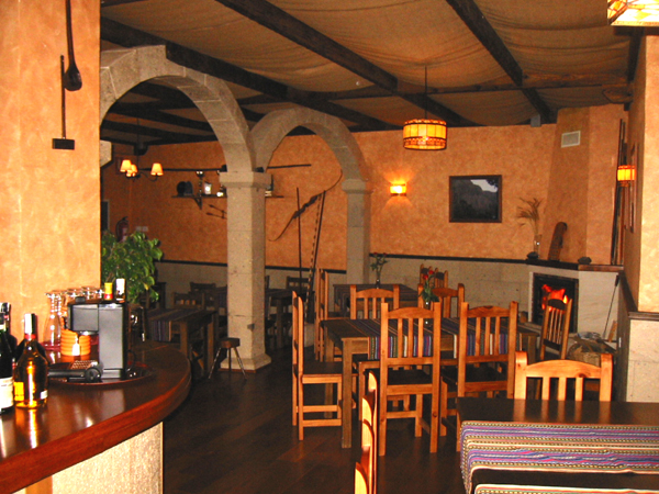 Restaurant La Vereda