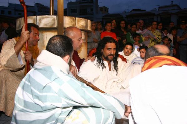Jesus und seine Apostel in Candelaria