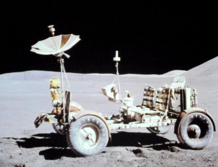 Mondmobil am Einsatzort