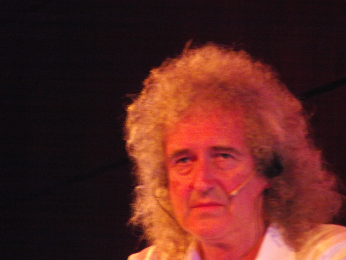 Brian May 2011: Ein Hauch von Kopernikus