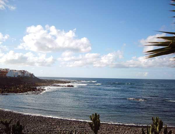 Eine von vielen verkannte, ruhige Bucht, an der man vor allem Einheimische findet.