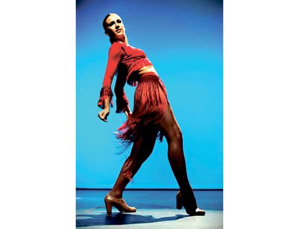 Tanz als Ausdruck der Leidenschaft.