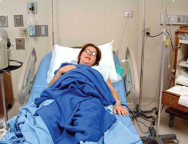 Leberkrebs wird bei vielen Menschen erst dann erkannt, wenn die Krankheit schon weit fortgeschritten ist