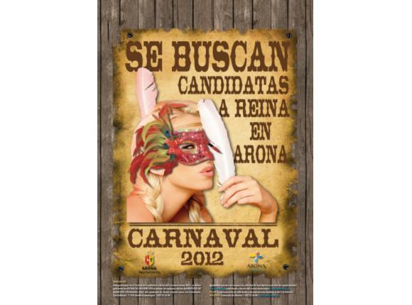 Arona sucht die Schönste zum Karneval