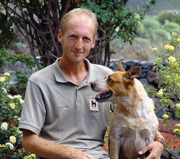 Christian Gutmann gibt Tipps zur Hundeerziehung