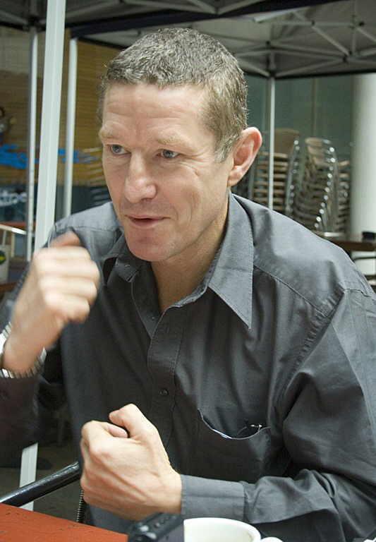 Terry Marsh