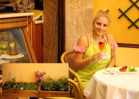 Restaurant Mi Jardín bietet Bio-Qualität