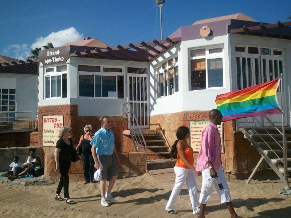 Die Strand-apo-Theke
