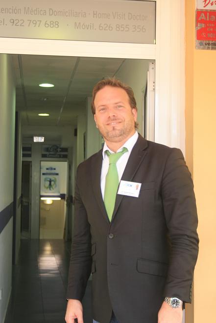 Doctor Adolfo Peraza