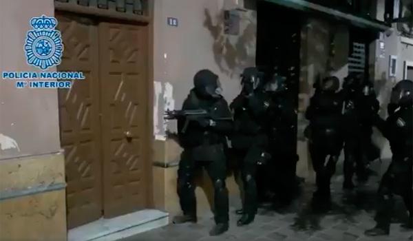 Die Terrorzelle, die kurz davor stand, aktiviert zu werden, wurde ausgehoben.