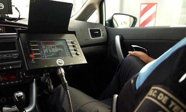 Radarkontrollen sollen Schnellfahrer abschrecken.
