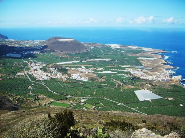 An der Küste von Los Silos, im Ortsteil Sibora, leben und überwintern traditionell sehr viele Ausländer.