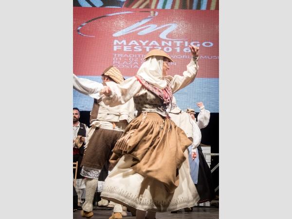 Tänze aus verschiedenen Kulturen gestalten das Programm.