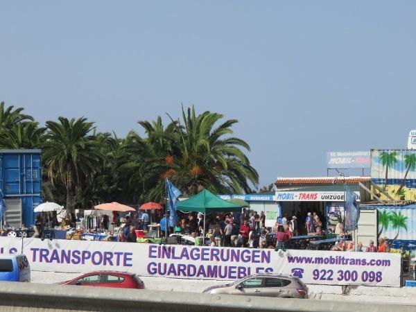 Flohmarkt von Mobiltrans