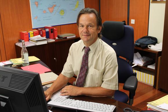 Konsul Peter Schmid