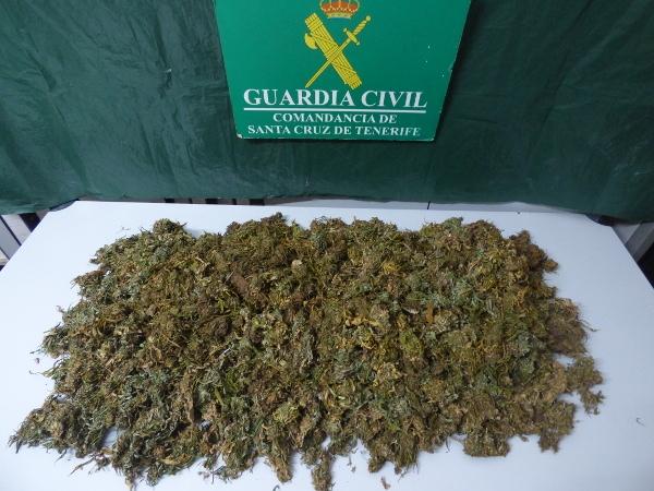 Die 4.500 Gramm Marihuana waren bereits in Kisten verpackt zur Abholung vorbereitet.