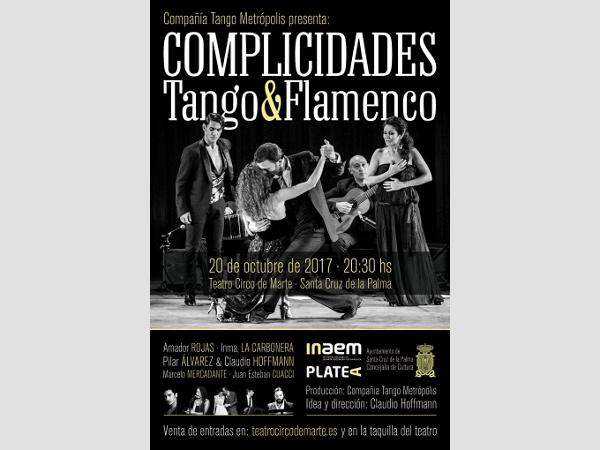 Fusion von Tango und Flamenco