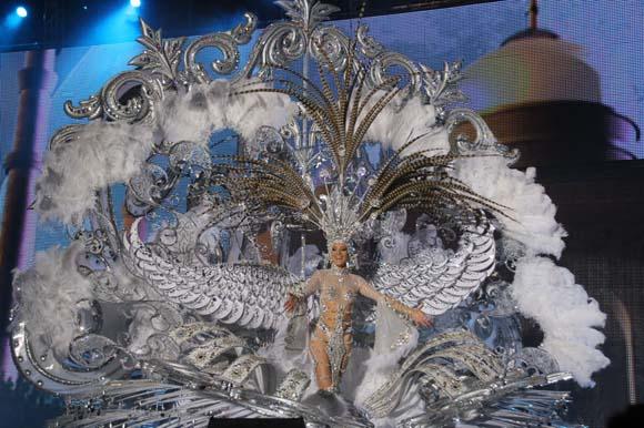 Reina de Carnaval 2013, Soraya Rodríguez Castro