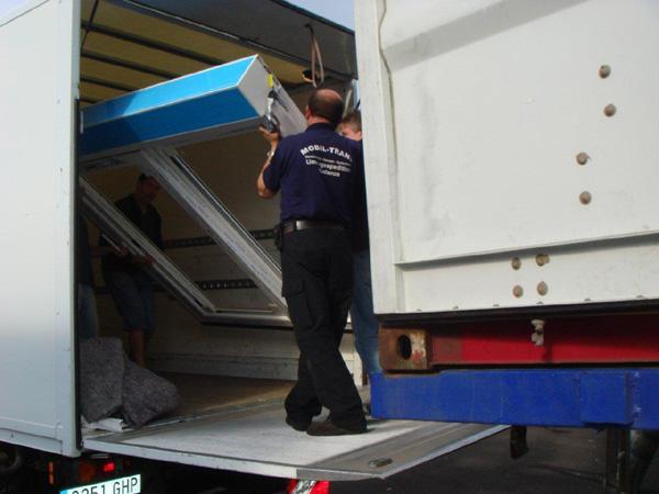 MobilTrans Umzüge Warentransport