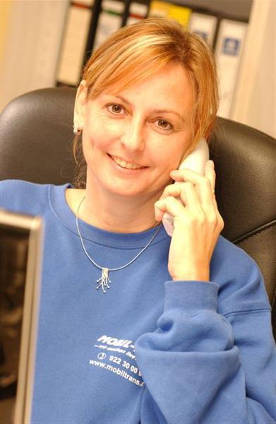 MobilTrans Removals Jana Endter: Geschäftsleitung