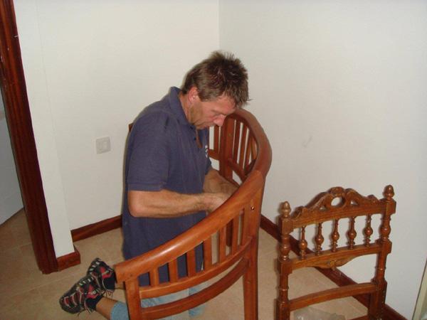 MobilTrans Mudanzas Montar y desmontar de muebles