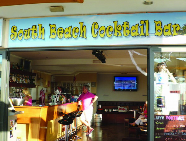 The South Beach Tail Bar Restaurant Reviews Tenerife Islandconnections Eu
