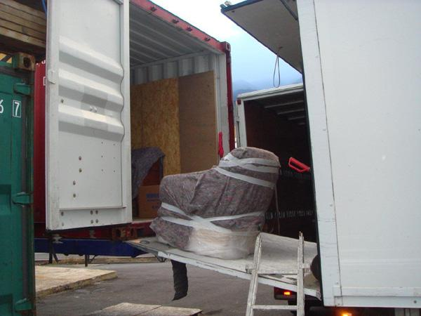 MobilTrans Removals Wrapping