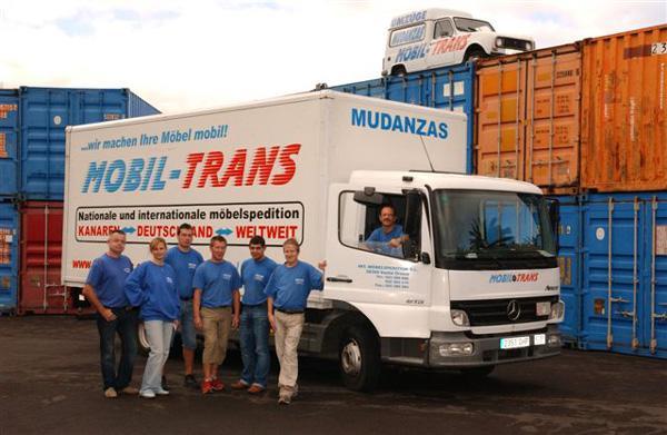 MobilTrans Mudanzas Nuestro equipo